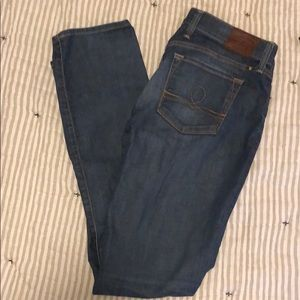 Lucky Brand Sophia Straight Jean - Size 6/28 Ankle